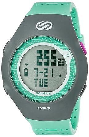 Amazon.com: Soleus GPS Turbo - Reloj digital para mujer ...