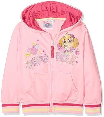 e9f982536d Nickelodeon Mädchen Sweatshirt Paw Patrol Team Skye, (Pink Cotton Candy), 3  Jahre