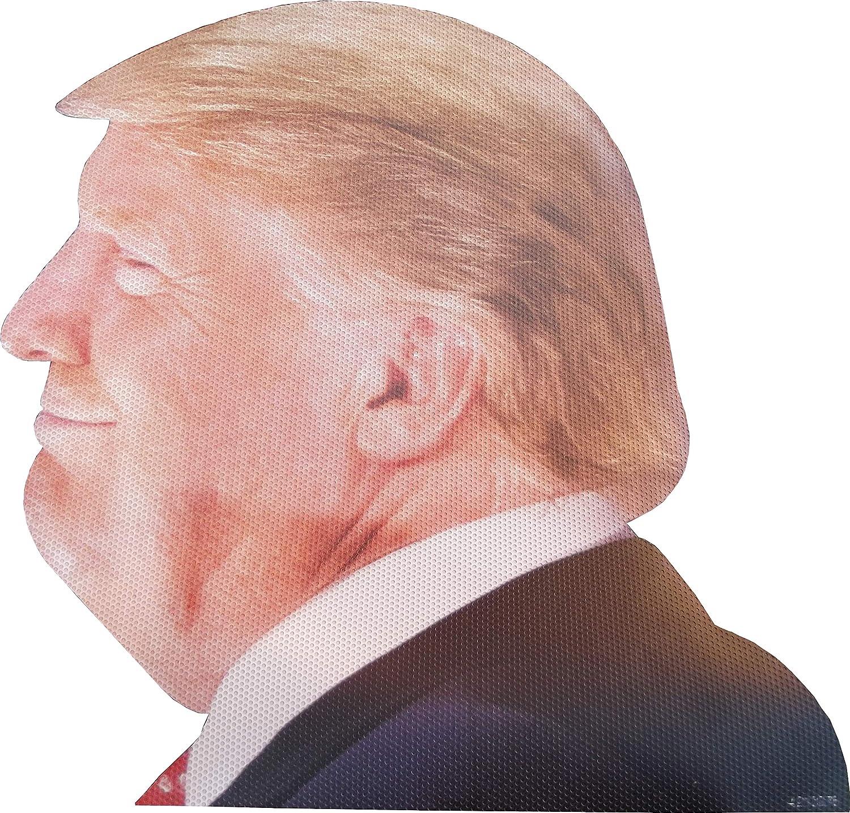 Aahs Donald Trump Decals Car Stickers Funny Left Window Peel Off Political