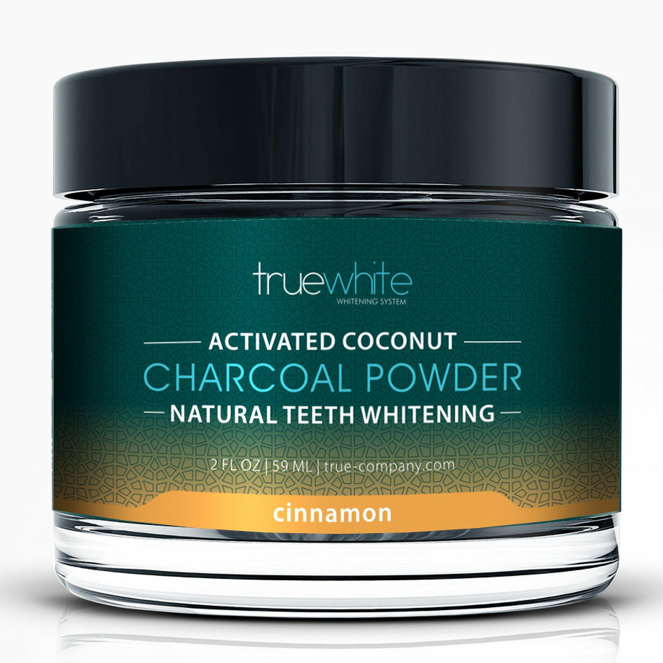 Amazon Com Ontel Miracle Teeth Whitener: Amazon.com : True-White Activated Charcoal Teeth Whitening
