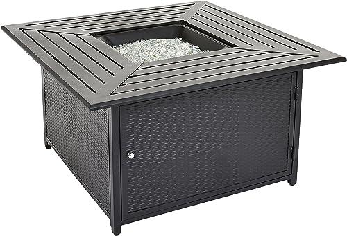 Amazon Basics 62515 Outdoor Patio Gas Table