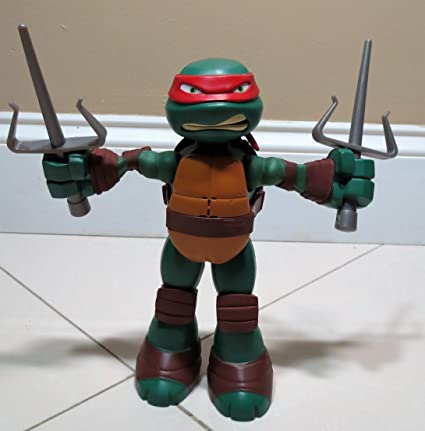 Amazon.com: Teenage Mutant Ninja Turtles Stretch N Shout ...