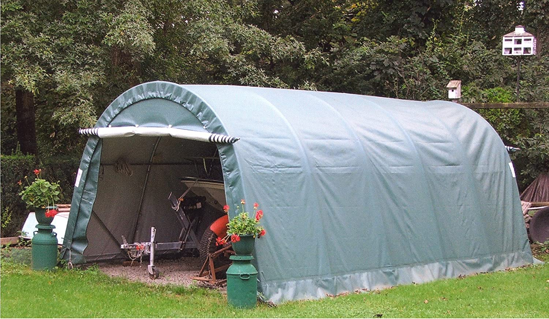 Amazon.com  Portable Carports |Instant Garages | Vehicle Shelters (Gray House 10Wx20Lx8H)  Garden u0026 Outdoor & Amazon.com : Portable Carports |Instant Garages | Vehicle Shelters ...