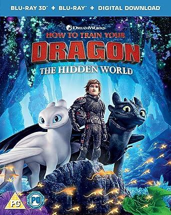 Amazon.com: How to Train Your Dragon - The Hidden World (Blu-ray +