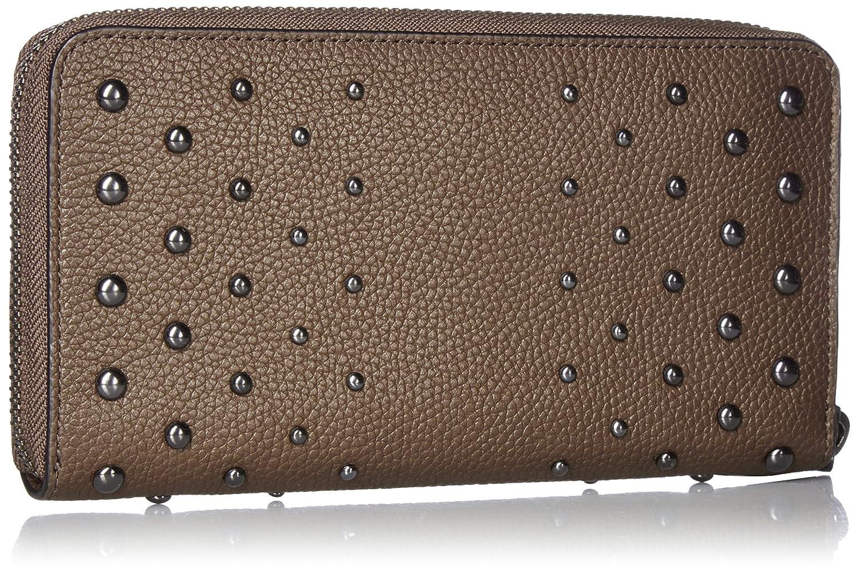 a5c4d039cf65 Amazon.com  Coach Accordion Ladies Small Leather Zip Wallet 56538DKLIQ   Clothing