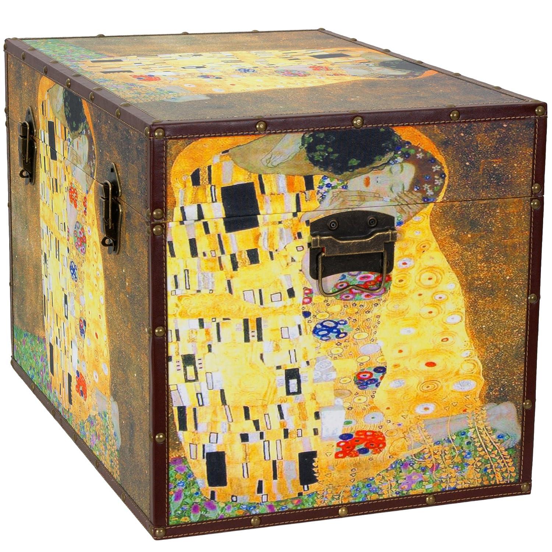 Amazon Oriental Furniture Works of Klimt Trunk Kitchen & Dining