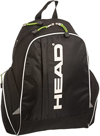 Head Atlantis Mochila Negro para Adulto: Amazon.es: Ropa y ...