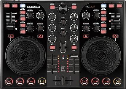 Amazon.com: Reloop mixage IE Compact Traktor DJ driver para ...
