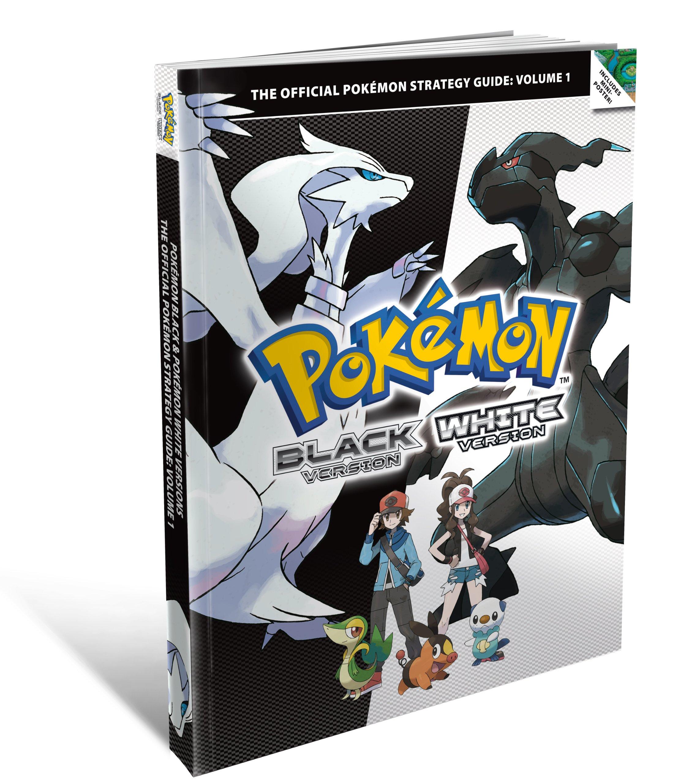 pokemon x and pokemon y the official kalos region guidebook amazon rh amazon co uk Pokemon White 2 Walk pokemon black and white 2 guide book