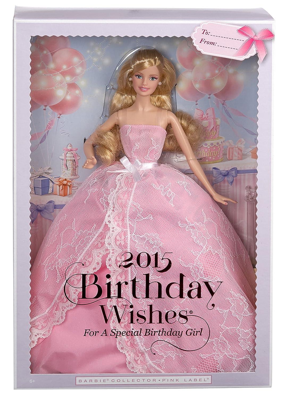 Amazon.es: Mattel 25CFG03 - Barbie cumpleaños Feliz ...