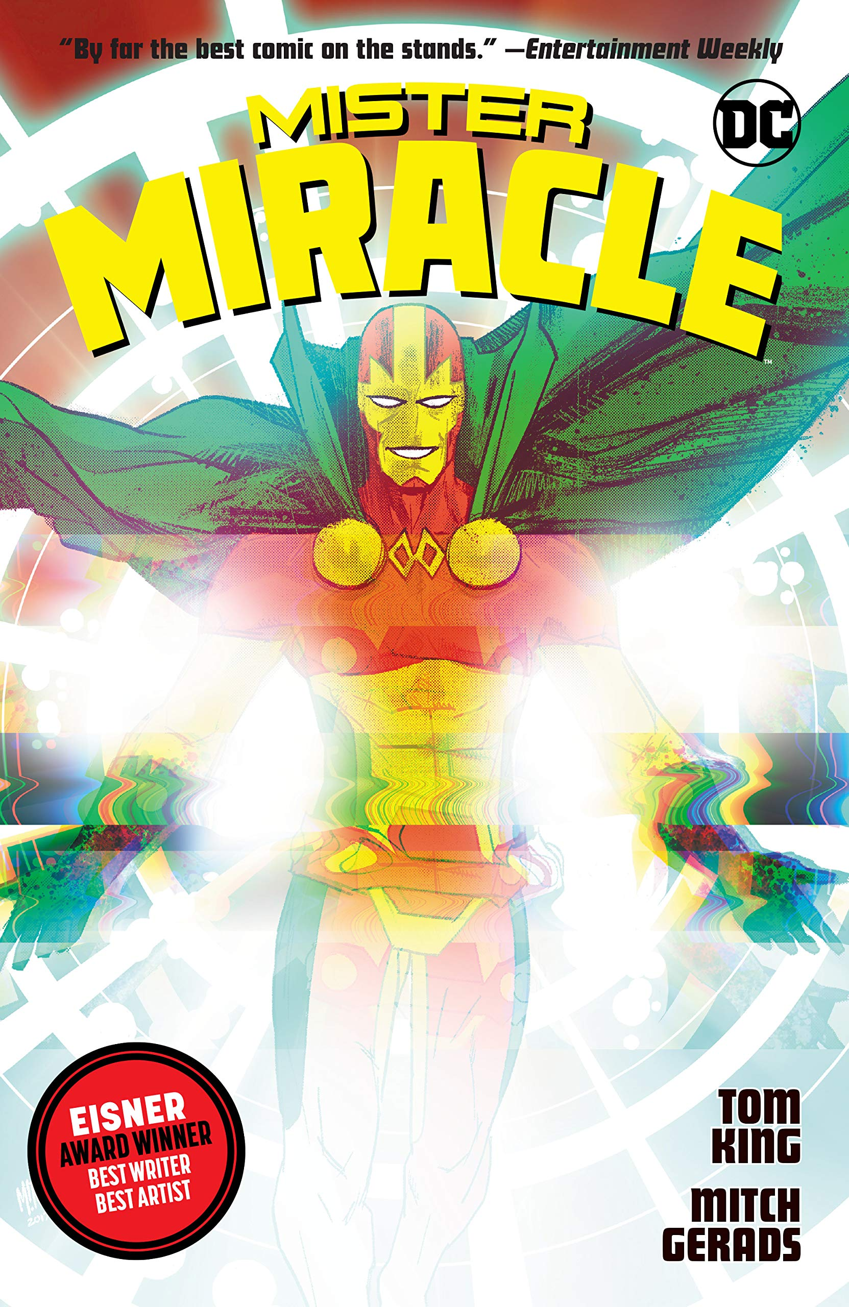 Image result for mister miracle tom king