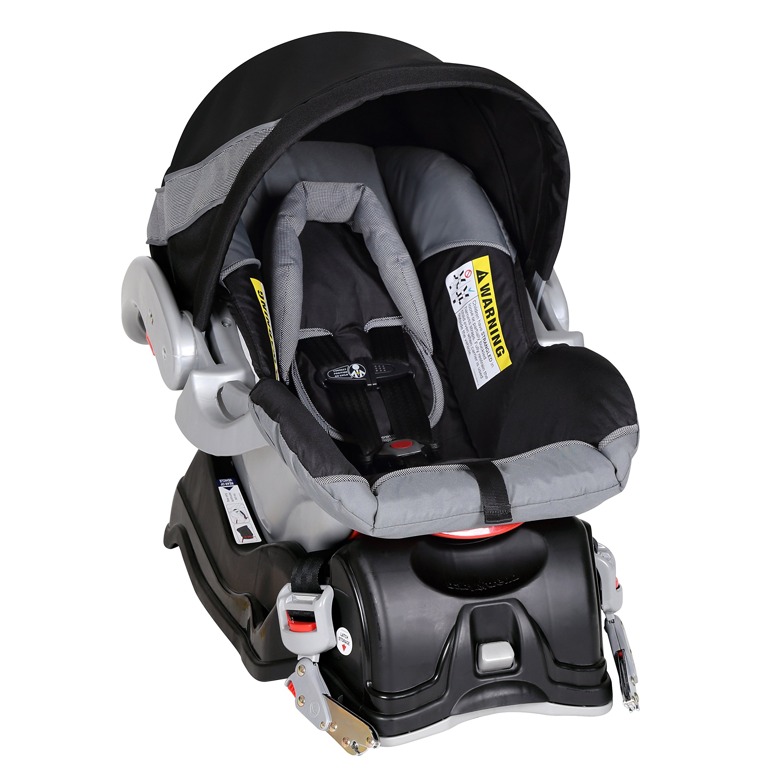 Baby Trend Expedition Jogger Travel System, Millennium White by Baby Trend (Image #2)