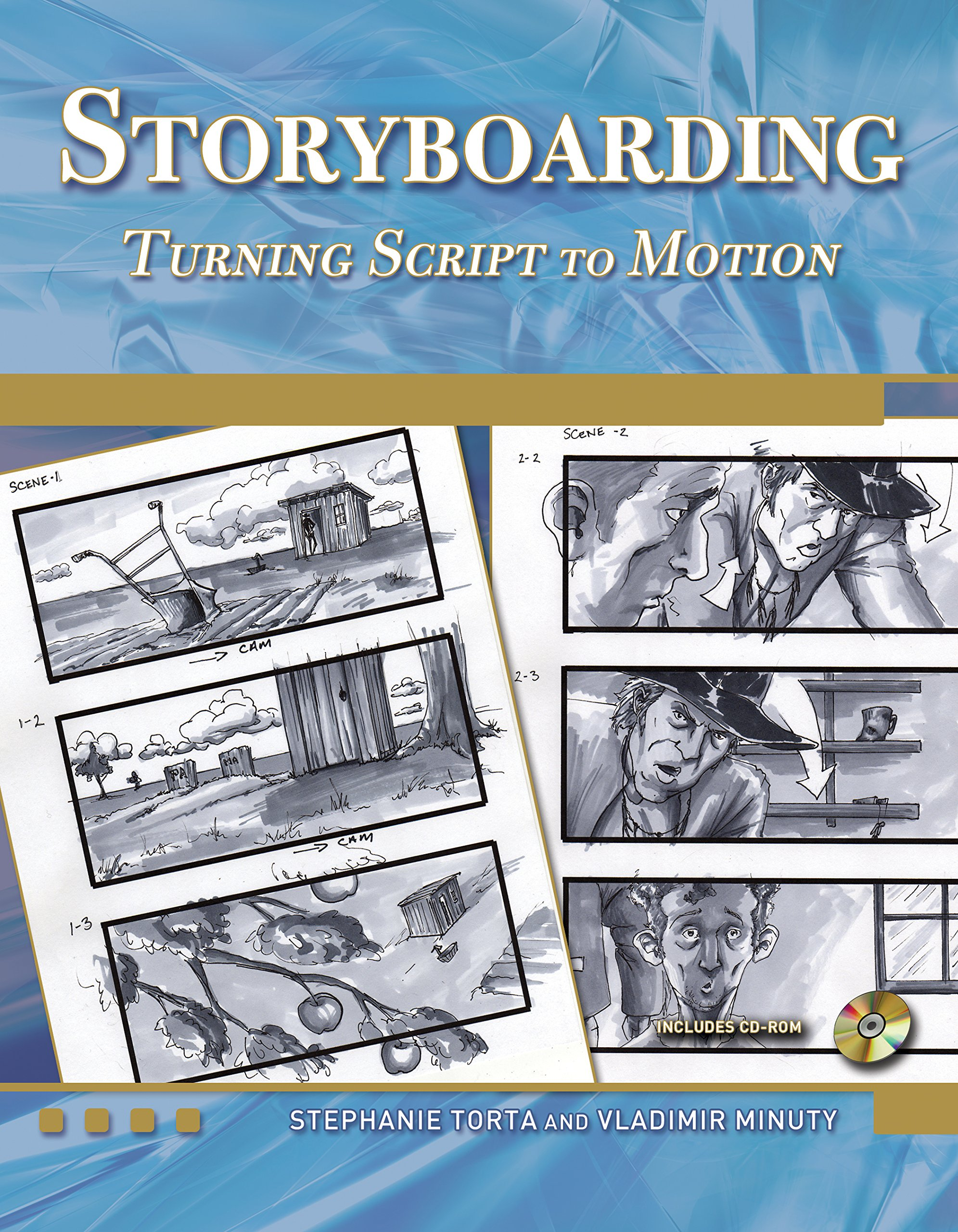 Storyboarding: Turning Script to Motion (Computer Science