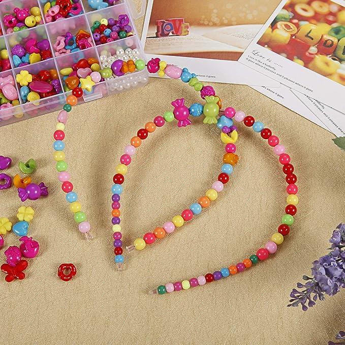 50 cute baby TEDDY BEAR Multicolor acrylic plastic loose beads FREE SHIPPING