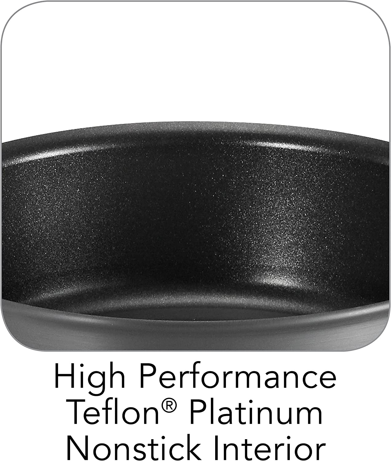 Tramontina 80123 012DS Gourmet Heavy-Gauge Aluminum Nonstick Covered Sauce Pan, 3-Quart, Hard Anodized