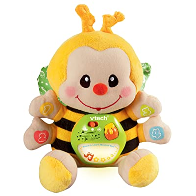 VTech - Touch and Learn Musical Bee: Toys & Games