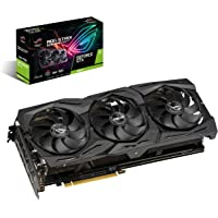 Asus STRIX-GTX1660TI-A6G-GAMING Graphic Card ROG GeForce, HDMI 2.0, DP 1.4 Auto-Extreme