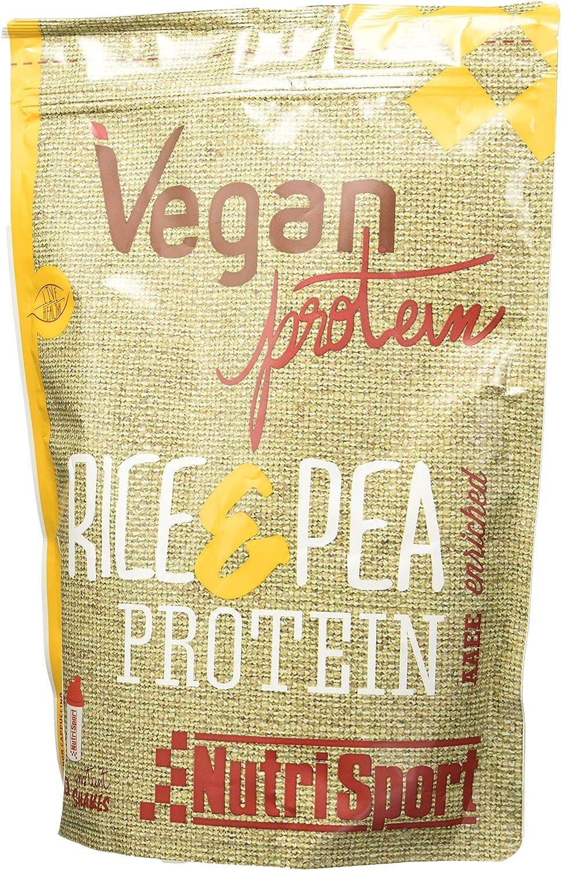 Nutrisport Vegan Protein Cappuchino Bolsa 520Gr. 520 g