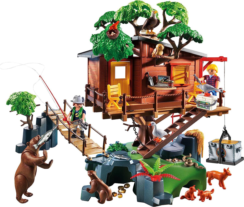 Playmobil 5557 Wild Life Adventure Tree House 5557