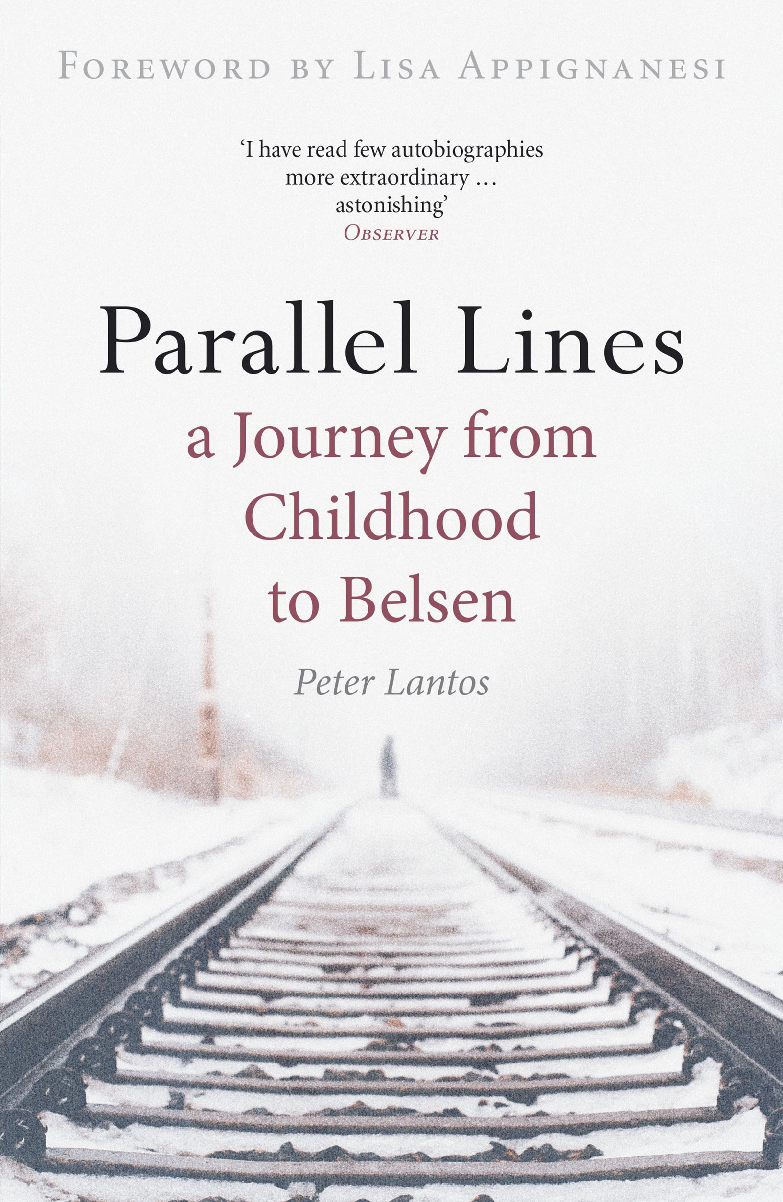 Parallel Lines: A Journey from Childhood to Belsen