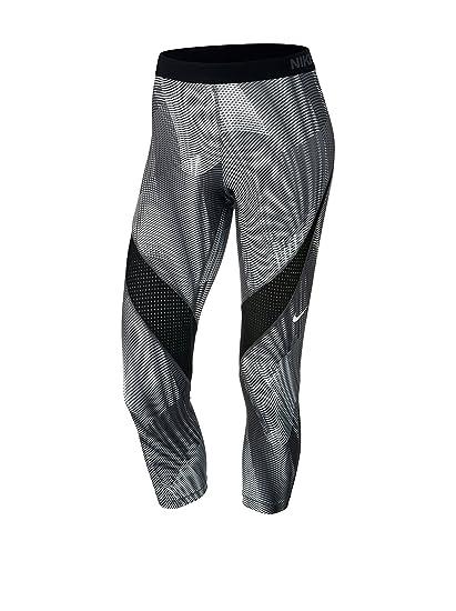 best authentic dedf3 60728 Amazon.com  NIKE Womens Capri Mesh Athletic Leggings  Sports   Outdoors