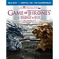 Game of Thrones: Seasons 1-7 [Blu-ray]