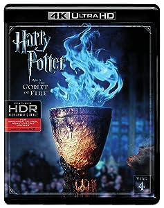 HP4: Goblet of Fire (4K Ultra HD)