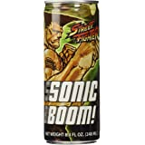 Energy Drink Street Fighter Sonic Boom by Boston America