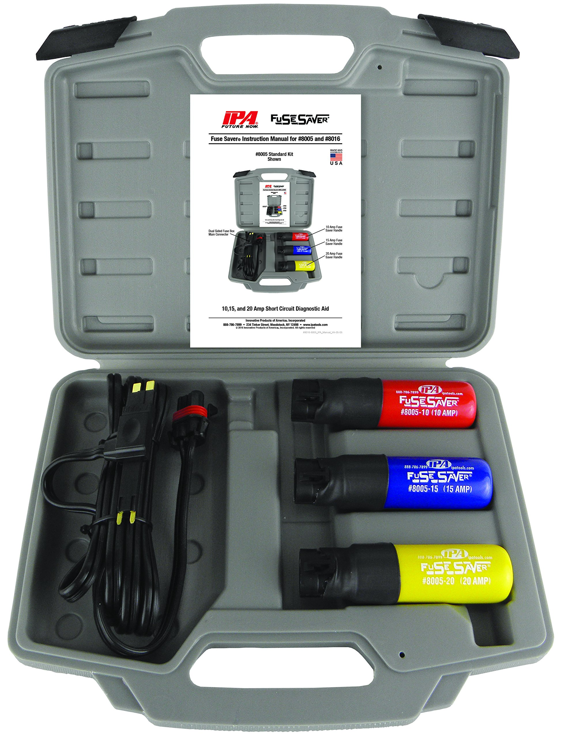 Innovative Products Of America 8005 Fuse Saver
