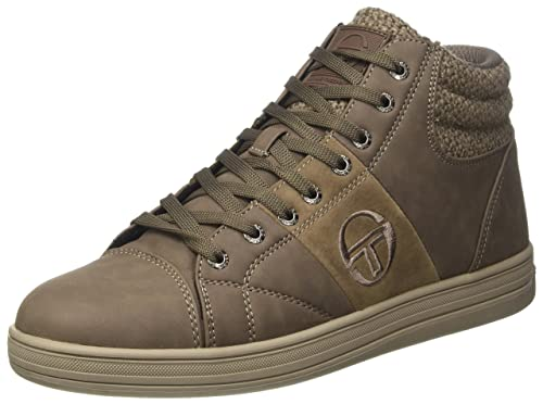 Mens Winngs MBK Hi-Top Trainers Sergio Tacchini