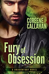 Fury of Obsession (Dragonfury Book 5) Kindle Edition