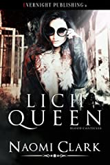 Lich Queen (Blood Canticles Book 3) Kindle Edition