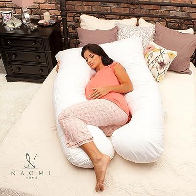 Naomi Home Cozy Body Pillow