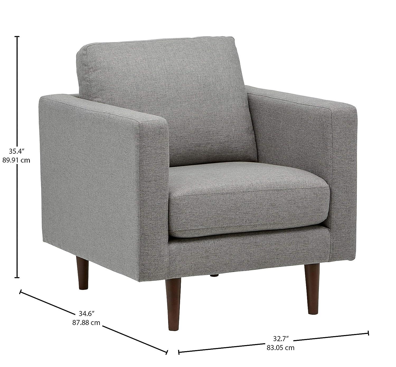 Rivet Revolve - Butaca de diseño (gris)