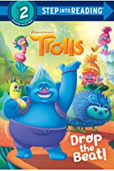 Drop the Beat! (DreamWorks Trolls) (Step into Reading) Kindle Edition