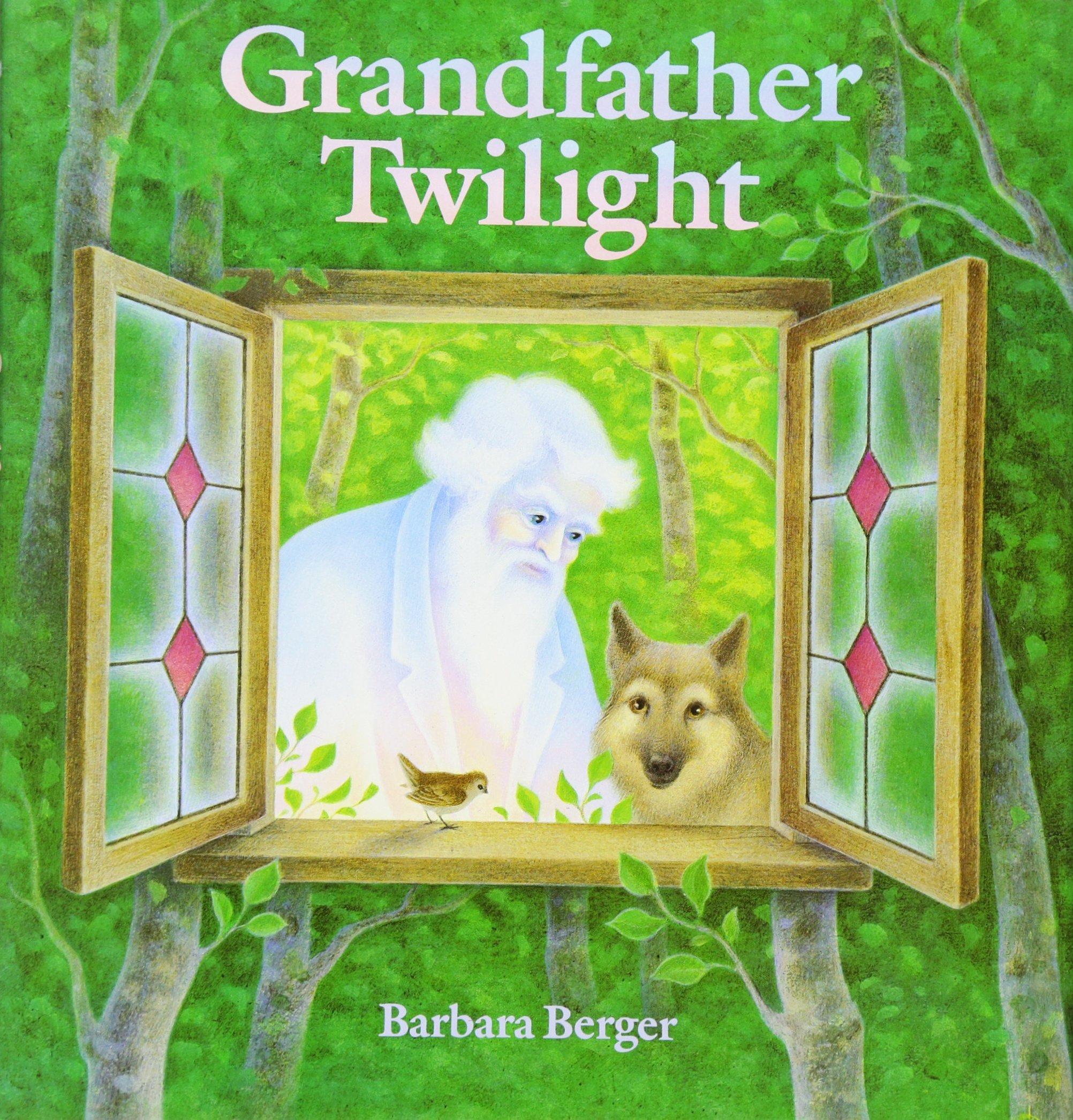 Grandfather Twilight Paperstar Barbara Berger product image