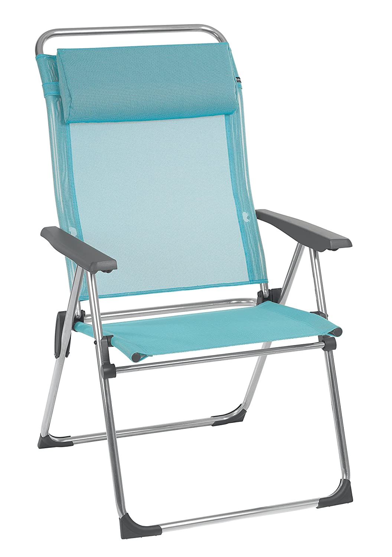 lafuma chamelips ac fauteuil pliant lafuma fauteuil de camping pliable compact alu cham xl - Fauteuil Pliant Lafuma