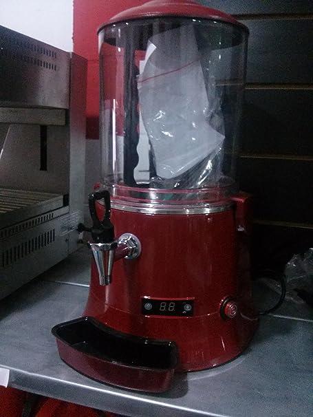 chocolatera, maquina de chocolate con aspas 10litros: Amazon.es ...