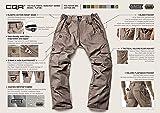 CQR Men's Tactical Pants Lightweight EDC Assault