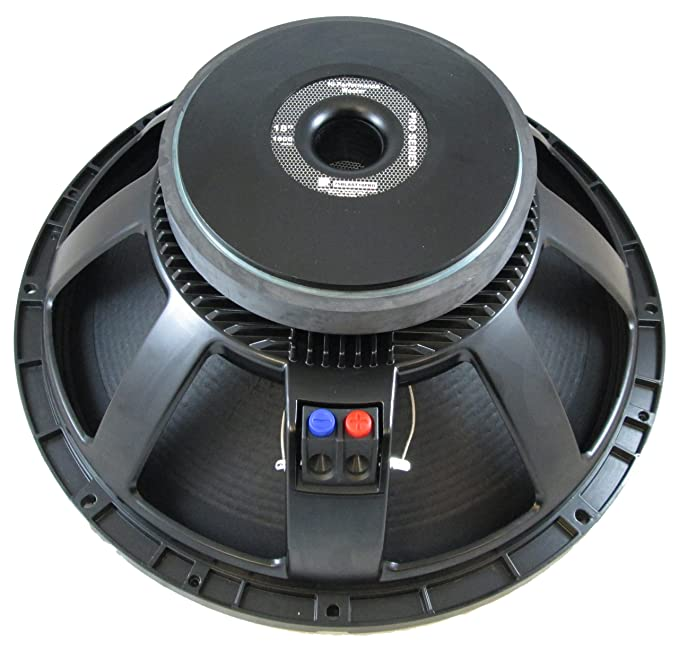 8b6fd8bee8f Amazon.com: Blast King I75BLAST18PRO 18-Inch 1800 Watt High Performance  Woofer: Musical Instruments