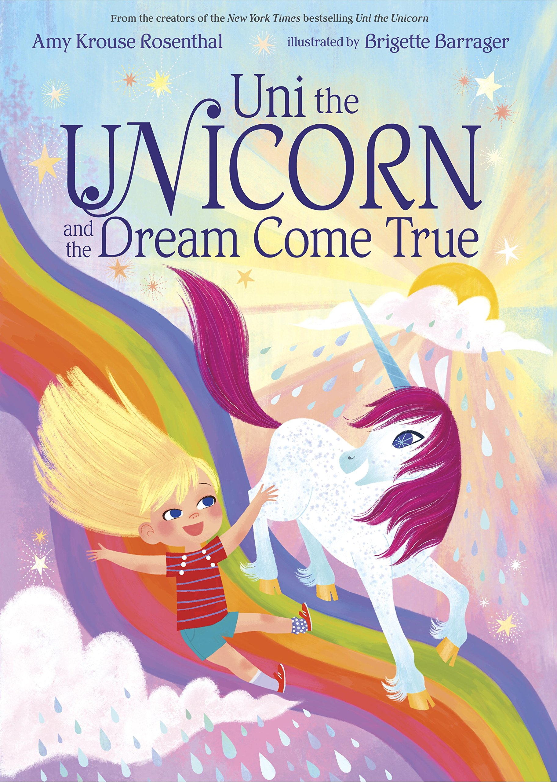 Uni the Unicorn and the Dream Come True 4