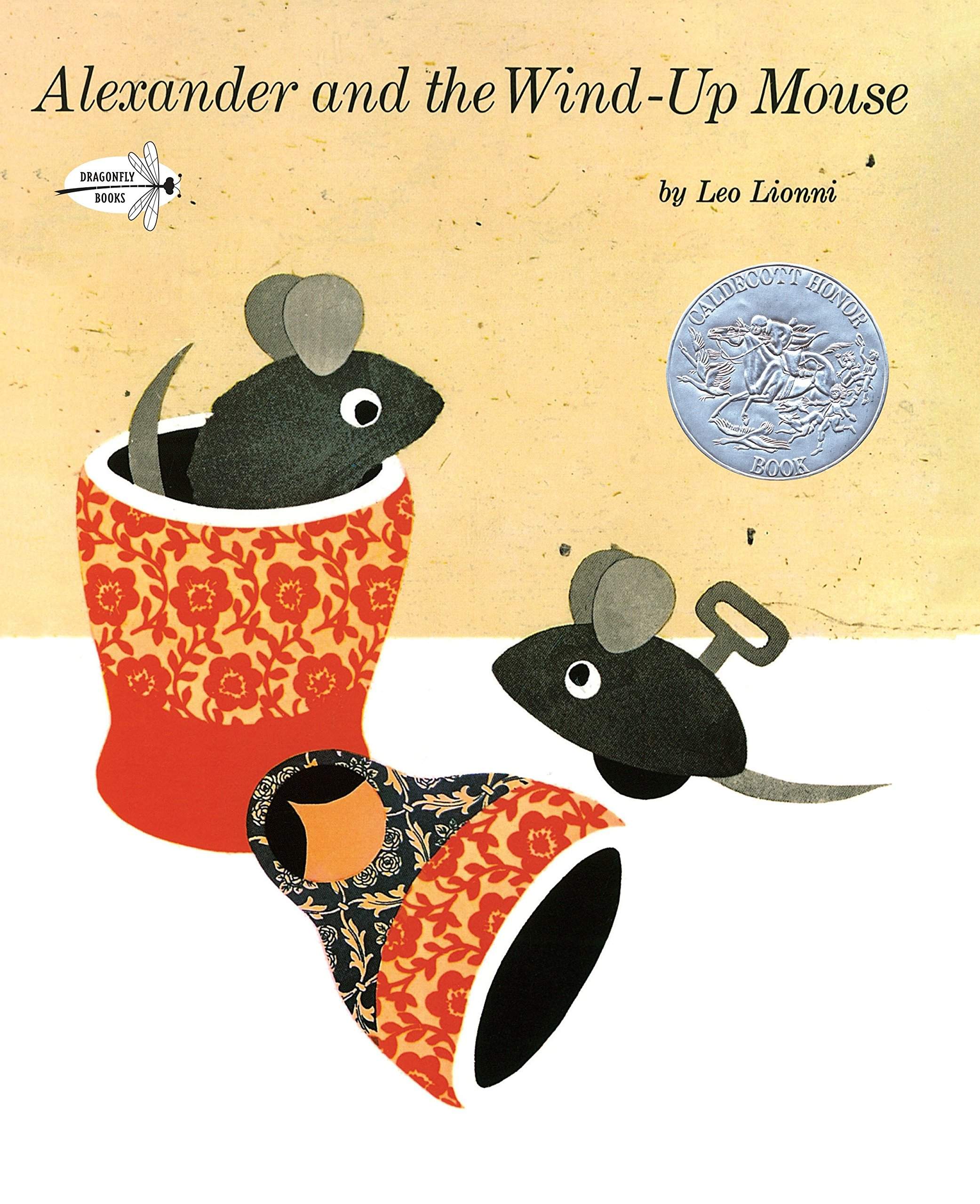 Alexander and the Wind-Up Mouse PDF