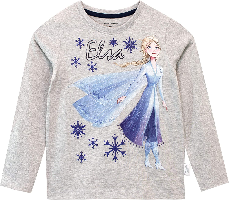 Disney Girls Frozen Top /& Leggings Set