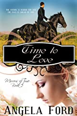 Time to Love (Mirrors of Time Book 2) Kindle Edition