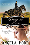 Time to Love (Mirrors of Time Book 2)