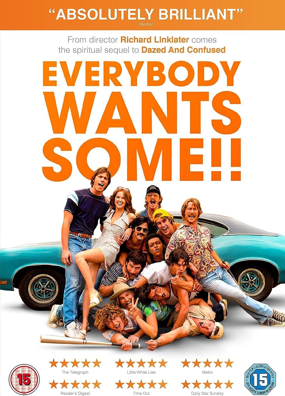 Everybody Wants Some [Edizione: Regno Unito] [Import]: Amazon.fr ...