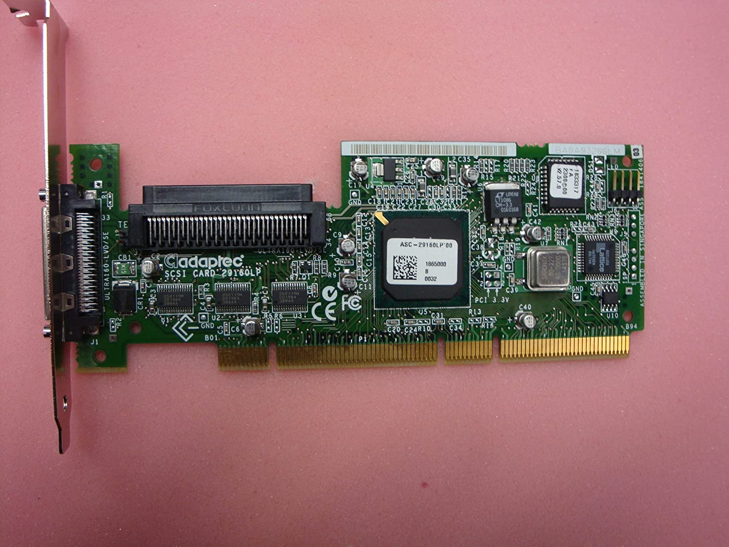 ADAPTEC ULTRA160 SCSI CONTROLLER DRIVERS FOR PC