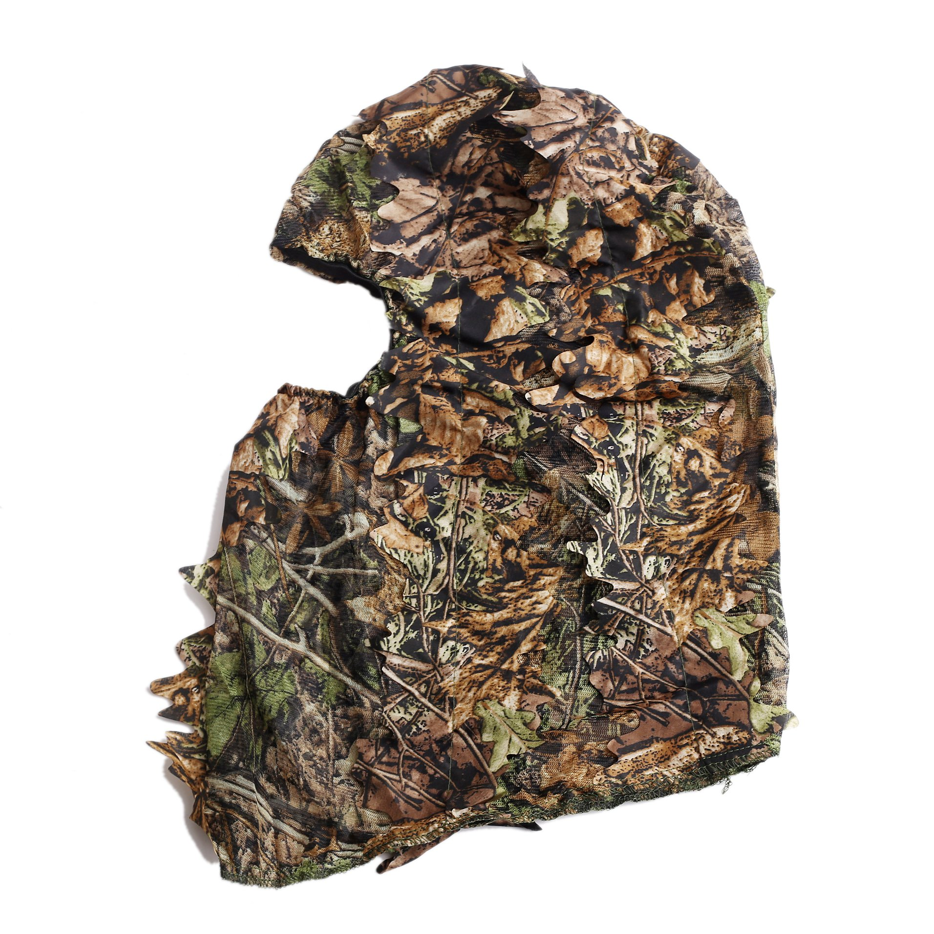 ABCAMO Light Weight Hunting Camouflage Full Cover 3D Leafy Face Mask by ABCAMO (Image #3)