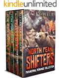 North Peak Shifters Box Set