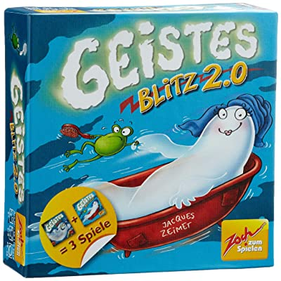 Ghost Blitz 2 Game: Toys & Games